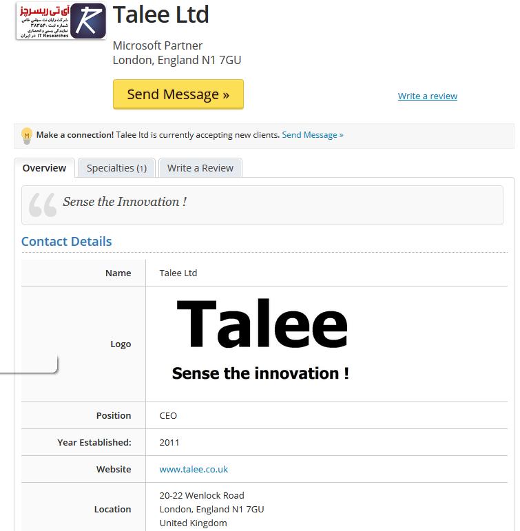 Talee-Partner